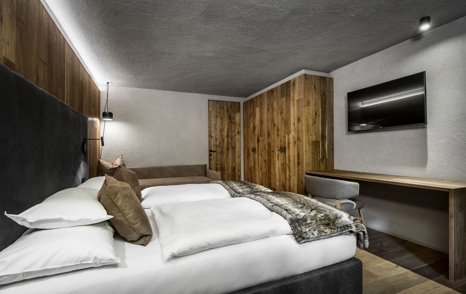 Sportony Mountain Lodges - Dolomites